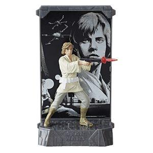 [Star Wars: Black Series: 2017 Wave 1 Diecast Action Figures: Luke Skywalker (Product Image)]