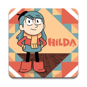 [Hilda: Coaster: Hilda The Adventurer (Product Image)]