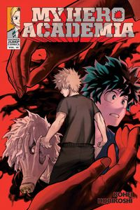 [My Hero Academia: Volume 10 (Product Image)]
