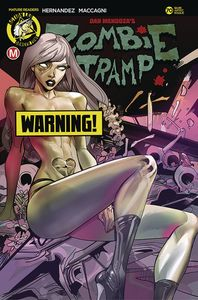 [Zombie Tramp: Ongoing #70 (Cover F Celor Risque) (Product Image)]
