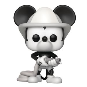 [Disney: Mickey's 90th Anniversary: Pop! Vinyl Figure: Firefighter Mickey (Product Image)]