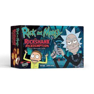 [Rick & Morty: The Rickshank Rickdemption Deck Building Game (Product Image)]