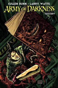 [Army Of Darkness: Volume 4 #2 (Cover A Hardman) (Product Image)]