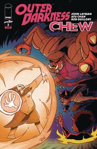 [Outer Darkness: Chew #3 (Cover B Guillory) (Product Image)]