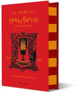 [Harry Potter & The Goblet Of Fire (Gryffindor Edition Hardcover) (Product Image)]