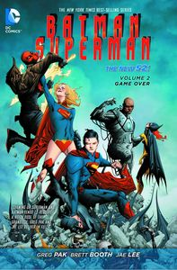 [Batman/Superman: Volume 2: Game Over (Product Image)]