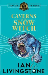 [Fighting Fantasy: The Caverns Of The Snow Witch (Signed Edition) (Product Image)]