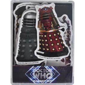[Doctor Who: Magnet Set: Daleks (Product Image)]