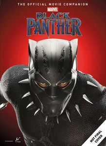 [Black Panther: The Official Movie Companion (Hardcover) (Product Image)]