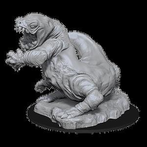 [Dungeons & Dragons: Nolzur's Marvelous Miniatures: Frost Salamander (Unpainted) (Product Image)]