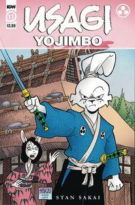 [Usagi Yojimbo #11 (Cover A Sakai) (Product Image)]