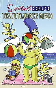 [The Simpsons: Volume 15: Beach Blanket Bongo (Product Image)]