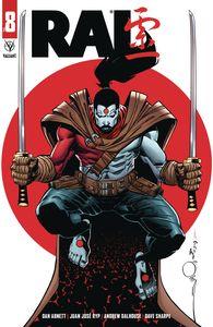 [Rai (2019) #8 (Cover A Simonson) (Product Image)]