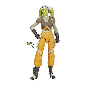 [Star Wars: Rebels: Black Series: Action Figures: Hera Syndulla (Product Image)]