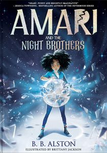 [Amari & The Night Brothers (Product Image)]