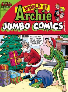 [World Of Archie Jumbo Comics Digest #94 (Product Image)]