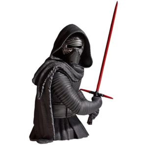 [Star Wars: The Force Awakens: Mini Bust: Kylo Ren (Product Image)]