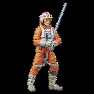 [Star Wars: The Empire Strikes Back: Snowspeeder Luke (Product Image)]