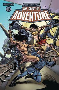 [Greatest Adventure #8 (Cover C Castro) (Product Image)]
