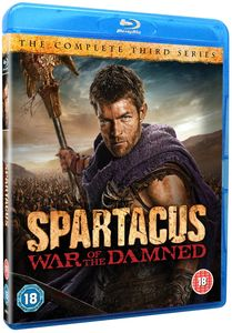 [Spartacus: War Of The Damned (Blu-Ray/DVD) (Product Image)]