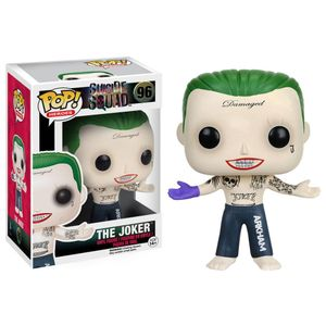 [DC: Suicide Squad: Pop! Vinyl Figures: The Joker (Shirtless Edition) (Product Image)]