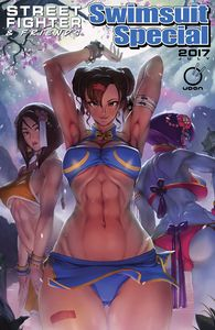 [Street Fighter: Swimsuit Special 2017 (Cover A Star) (Product Image)]