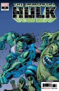 [Immortal Hulk #7 (2nd Printing Bennett Variant) (Product Image)]