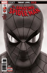 [Amazing Spider-Man #796 (3rd Printing Ross B&W Variant) (Legacy) (Product Image)]