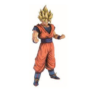 [Dragon Ball Z: Grandista Manga Dimensions Statue: Super Saiyan Son Goku (Product Image)]