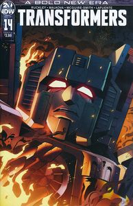 [Transformers #14 (Cover B Tramontano) (Product Image)]