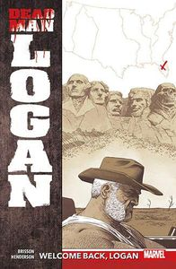 [Dead Man Logan: Volume 2: Welcome Back, Logan (Product Image)]