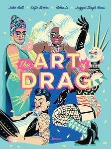 [The Art Of Drag (Hardcover) (Product Image)]