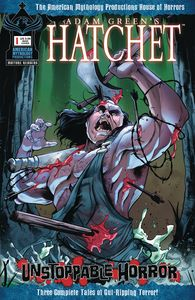 [Hatchet: Unstoppable Horror #1 (Cover A Main Carratu) (Product Image)]
