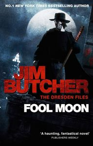 [The Dresden Files: Books 2: Fool Moon (Product Image)]
