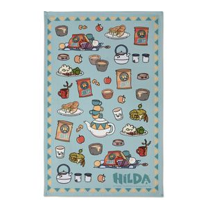 [Hilda: Tea Towel: Jorts & Other Snacks (Product Image)]