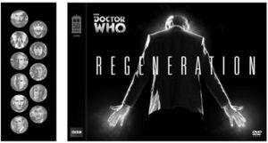 [Doctor Who: Regeneration Boxset (Product Image)]