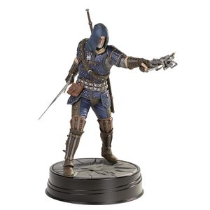 [The Witcher 3: Wild Hunt: Statue: Geralt Grandmaster Feline (Product Image)]