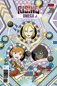 [Marvel Rising: Omega #1 (Product Image)]
