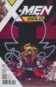 [X-Men: Gold #10 (Product Image)]