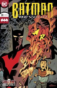 [Batman Beyond #30 (Product Image)]