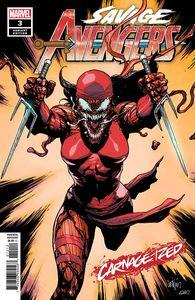 [Savage Avengers #3 (Yu Carnage-Ized Variant) (Product Image)]
