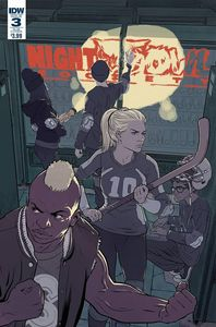 [Night Owl Society #3 (Subscription Variant) (Product Image)]