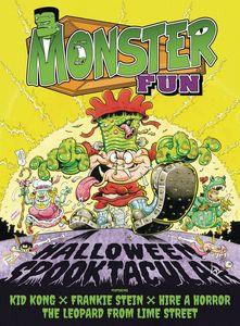 [Monster Fun Halloween Spooktacular (Product Image)]