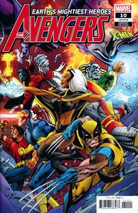 [Avengers #10 (Davis Uncanny X-Men Variant) (Product Image)]