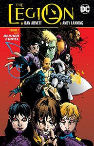 [Legion By Dan Abnett & Andy Lanning: Volume 1 (Product Image)]