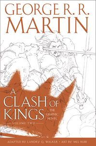[A Clash Of Kings: Volume 2 (Hardcover) (Product Image)]