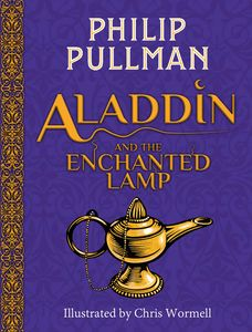 [Aladdin & The Enchanted Lamp (Hardcover) (Product Image)]