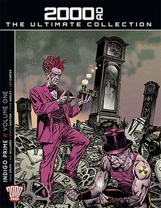 [2000AD Ultimate Collection: Volume 92 (Product Image)]