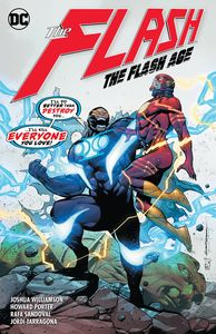 [The Flash: Volume 14: The Flash Age (Product Image)]
