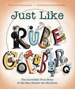 [Just Like Rube Goldberg (Hardcover) (Product Image)]